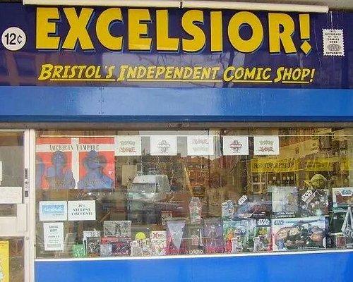 Excelsior! Comics