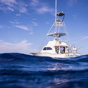 Mahi fishing
