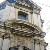 facciata ex chiesa S.Sisto ora Museo Messina