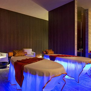 AWAY SPA - Private Treatment Room - LED BED