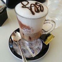 Espressino con decaffeinato, ottimo ;)))