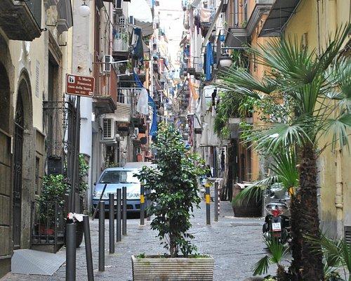 Quartiere Spagnoli district