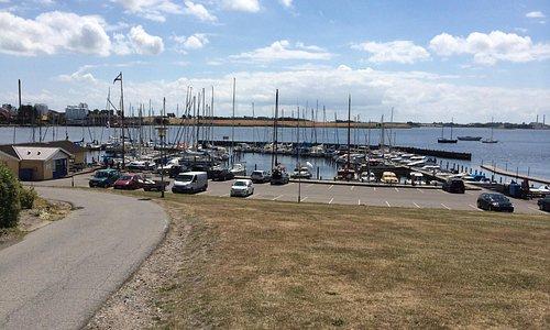 Skælskør Amatør Sejlklub - Lystbådehavn