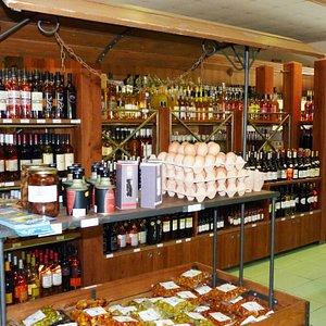 Un large choix de vins exclusivement Corse