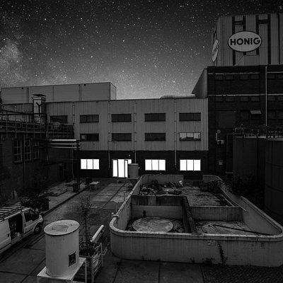 Nieuwe locatie Galerie Bart Nijmegen, oude Honig fabriek, Foto: Roy Soetekouw