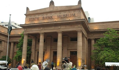 At the inaugural ceremony of the State Bank Museum-1 July 2011