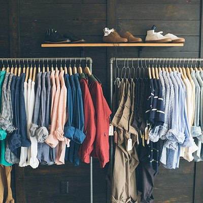 Denver men's clothing and lifestyle store