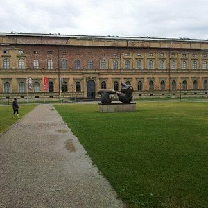 Photo of Kunstareal Muenchen taken with TripAdvisor City Guides