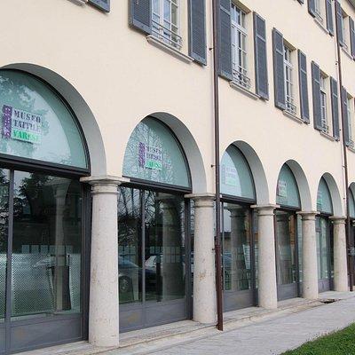 Villa Baragiola Sede del Museo Tattile Varese