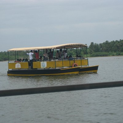 Backwater Boat Ride!