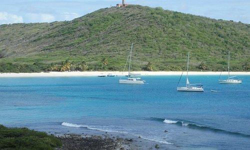 Playa Tortuga, Isla Culebrita