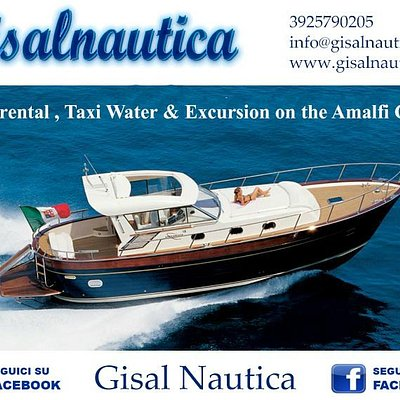 Boat rental , Taxi Water & Excursion on the Amalfi Coast