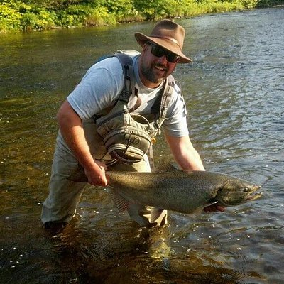 Douglaston Salmon River, Pulaski NY