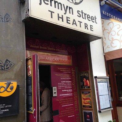 Theatre Entrance