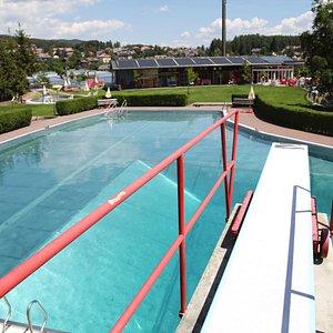 Ritten, Schwimmbad Klobenstein