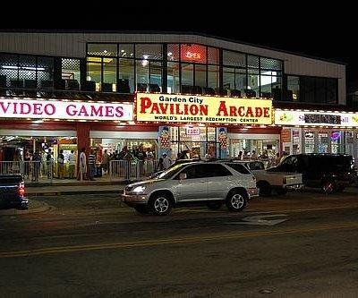 Garden City Pavilion Arcade