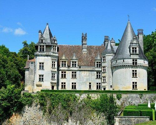 Chateau facade