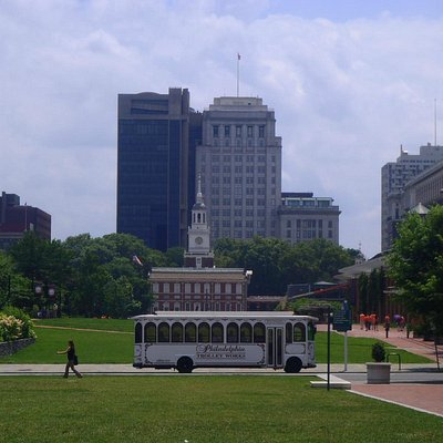 Independence Mall