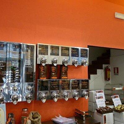 Il nostro caffè in grani e macinato