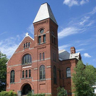 Black River Academy Museum in Ludlow, VT