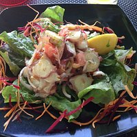 Salade d'ourites