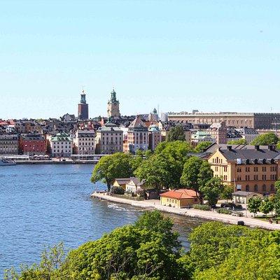 Visite guidate a Stoccolma in italiano - Panorama di Stoccolma