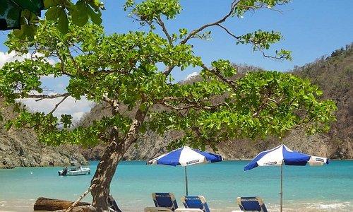 Isla Tortuga. Arrive early!