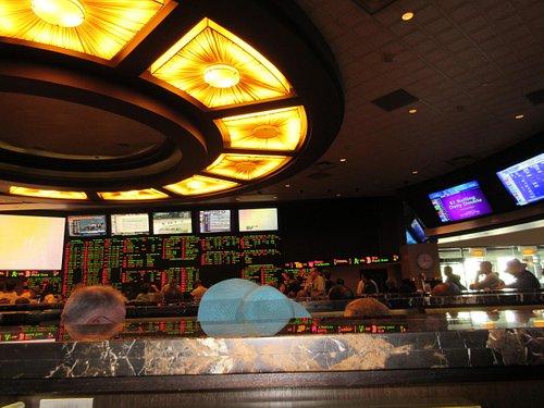 Atlantis Casino - Sports Book Area - Reno, Nevada