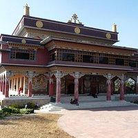 Pullahari main monastery