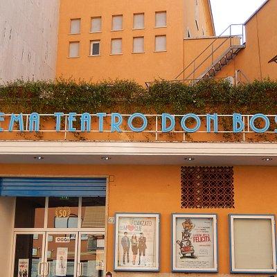 cine teatro don bosco - entrata