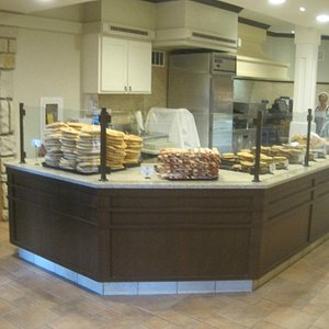 bakery, Castle Shops at Bavarian Inn, Frankenmuth, MI, June 2014