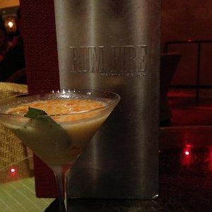 Martini with a kick