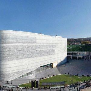 Das Mittelrhein-Museum im Forum Confluentes