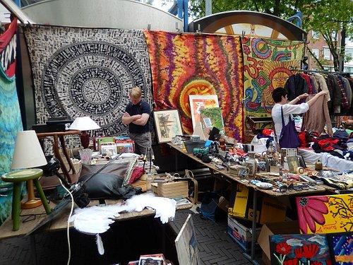 waterlooplein market - paccottiglia