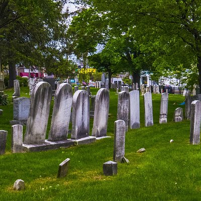 Nice Cemetery.