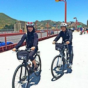 Bike the bridge!