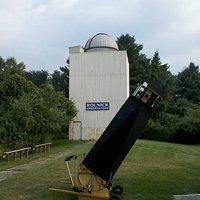 Rolnick Observatory BIG telescope