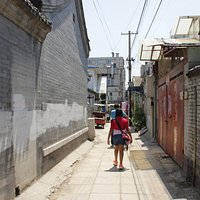 A lane in Hutong