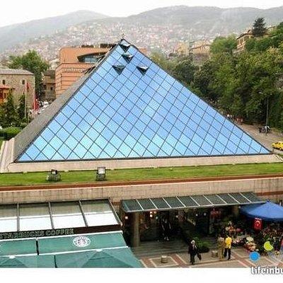Nice pyramid
