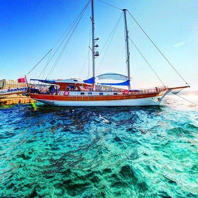 Luxury turkish gullet