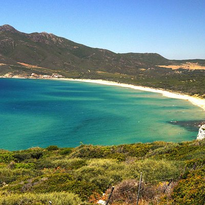 Der Strand von Planu Sartu