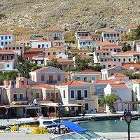 Chalki island / Lefkosia's