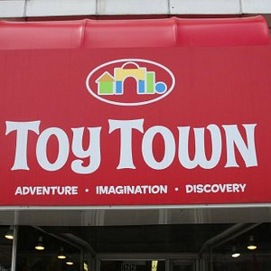 Toy Town of Cadillac!