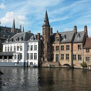 Canal trip Bruges