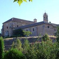 Vista do Monasterio Cartuja