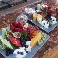 Fruit and Cheese Platter- order ahead