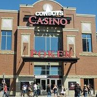 Cowboys Casino, July 2014