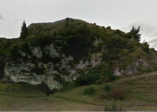 Maoir Leep Cave Kaikoura