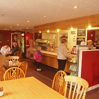 Choose from a large selection in our Coffee Shop