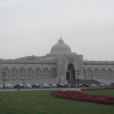 Le Centre Culturel du Rond-point du Coran